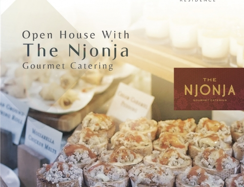 """Open House The Njonja Gourmet"""