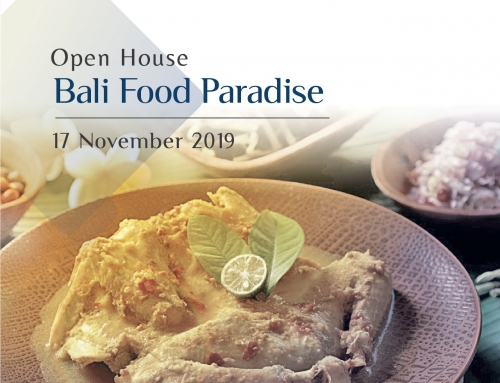 """Open House Bali Food Paradise"""