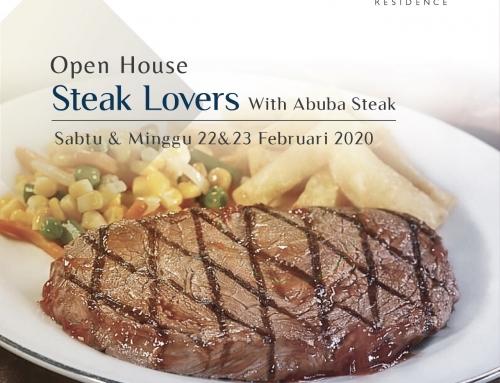 """""""Buat Para Steak Lovers, Ini Dia!"""""""