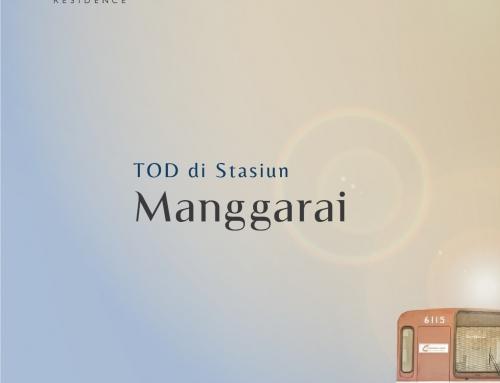 """""""Rencana TOD di Stasiun Manggarai"""""""