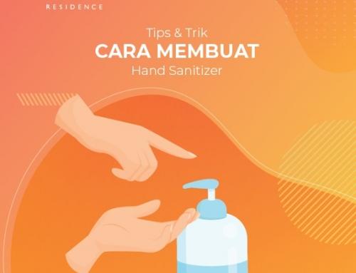 """""""Cara Mudah Membuat Hand Sanitizer di Rumah"""""""