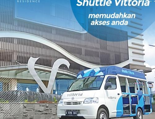 Kini Telah Hadir Shuttle Vittoria