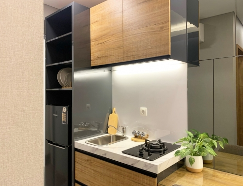 5 Inspirasi Desain Dapur di Apartemen Mungil