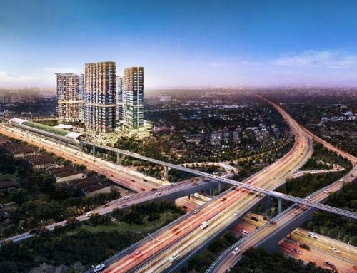 Arah Kebijakan Pembangunan Jakarta : Transit Oriented Development