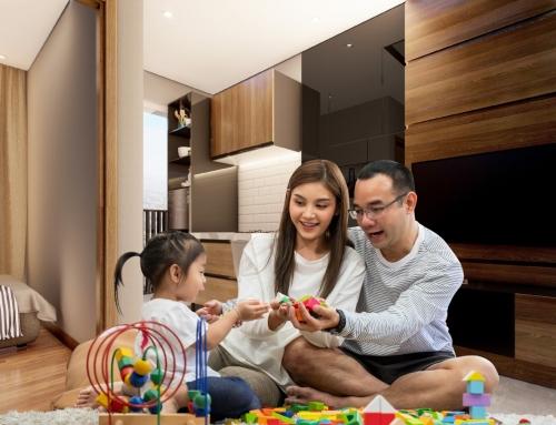 Ruang Keluarga Tidak Hanya Untuk Menonton TV, Namun Juga Untuk Memperkuat Interaksi