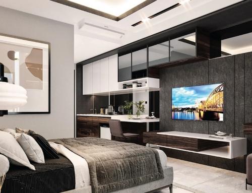 Bukan Renovasi, Begini Cara Memaksimalkan Apartemen Berukuran Kecil